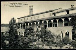 Siena Dintorni Di Ex Certosa Di Pontignono Villa Cecchini Ospizio Maggiore Giuntini Bentivoglio - Siena