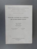 Inventaire Analystique De La Collection Des Placards Imprimés Liégeois - Unclassified