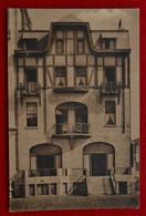 """CPA 1932  Nieuport-Bains - Villa """"Le Bout Du Monde"""" - Nieuwpoort"""