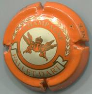 CAPSULE-CHAMPAGNE FALLET-D'ART N°16 Orange & Crème - Other