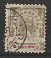 FEZ à MEKNES - N°16 Obl (1897) - Postes Locales & Chérifiennes