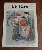 Poulbot, Page Issue D'une Revue 23 X 30.05 Cm. - Posters