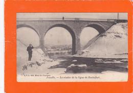 Jemelle - Le Viaduc De La Ligne De Rochefort - 1905 -2 Scans - Rochefort