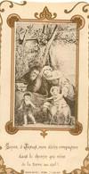 IMAGE PIEUSE CANIVET CISELE  EDITION BONAMY - Images Religieuses
