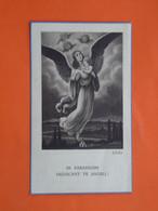 Maria Cordenier Dochter Van Verhaeghe Geboren Te Ieper 1940 En Overleden Te  Wytschaete ( Wijtschate )1940    (2scans) - Godsdienst & Esoterisme