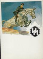 Europa - Deutschland  -  Drittes Reich  - Karte - War 1939-45
