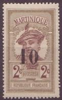 ⭐ Martinique - YT N° 84 ** - Neuf Sans Charnière - 1920 ⭐ - Nuevos