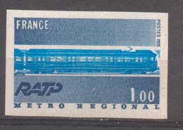Métro Express Régional YT 1804 De 1975 Sans Trace Charnière - Imperforates
