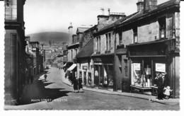 Kilsyth - Main Street - Lanarkshire / Glasgow
