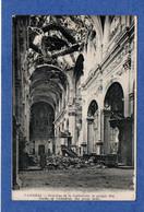 59 - CAMBRAI : 1914 - 1918. Intérieur De La Cathédrale - Cambrai