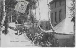 LES SETTONS - HOTEL SEGUIN - SUPERBE ANIMATION - 1905 - Altri Comuni