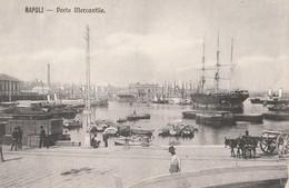 Cartolina - Postcard / Non Viaggiata - Unsent /  Napoli - Porto Mercatile - Napoli (Naples)