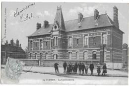 CORBIE - LA GENDARMERIE - BELLE ANIMATION - 1904 - Corbie