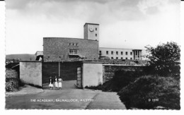 Kilsyth - The Academy, Balmalloch - Lanarkshire / Glasgow