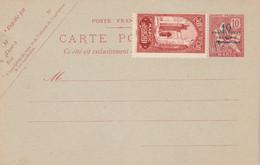 Maroc - Entier Postal Carte Avec Complément Affranchissement - Neuf - Covers & Documents