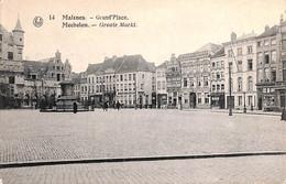 Malines - Mechelen -  Groote Markt (Phob) - Mechelen