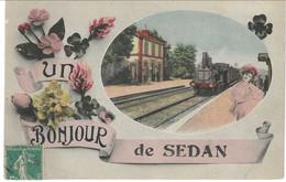 Sedan  Un Bonjour De Sedan Train - Sedan