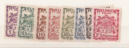 ⭐Réunion Taxe N° 16 à 25 Sans Les 23 Et 24**⭐ - Postage Due