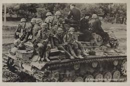 Europa - Deutschland  -  Drittes Reich  -  Photo-Karte - P.K. Kriegsberichter Neubauer - War 1939-45