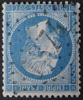 22 Obl GC 1374 Les Echelles (37 Isère Ou 88 Savoie ) Ind 6 ; Frappe TB Centrée - 1849-1876: Classic Period