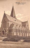 Malines - Mechelen -  Neckerspoel Kerk St-Libertus (Uitg. Aerts) - Mechelen