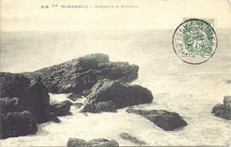 62. WIMEREUX - Vagues à La Rochette - EB 114 - Andere Gemeenten