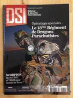 Revue DSI Défense & Sécurité Internationale N° 60 Opérations Spéciales Le 13ème Régiment De Dragons Parachutistes - Ohne Zuordnung
