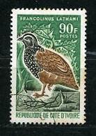 CÔTE -D' IVOIRE - YT N° 252 Oiseaux Divers. Francolinus. - Ivory Coast (1960-...)