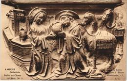 CPA La Cathédrale AMIENS Stalles Du Choeur 5380 (18094) - Amiens