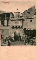 FINALBORGO RICORDO DELL'INNONDAZIONE DEL 28 SETTEMBRE 1900 - Savona