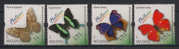 Moldova - 2013 - N°Mi. 538 à 541 - Papillon / Butterfly - Neuf Luxe ** / MNH / Postfrisch - Schmetterlinge