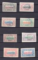 Très Beau Lot Des COTES FRANCAISES DES SOMALIES, Cote 83,5€ - Used Stamps