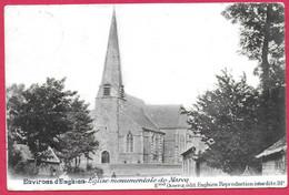 C.P. Marcq =  Eglise  Monumentale - Enghien - Edingen