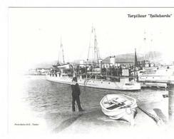 "Torpilleur ""Hallebarde"" - Warships"