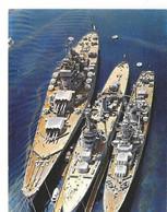 Le Jean Bart Avec Ses Bâteaux écoles - Warships