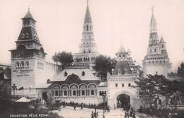 Photo : PARIS 1900 Exposition Universelle - Collection FELIX POTIN - Pavillon Russie Train Transsibérien Moscou Pékin - Plaatsen