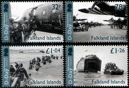 Falkland 1312/15 D-Day, Débarquement En Normandie Juin 1944 - Guerre Mondiale (Seconde)