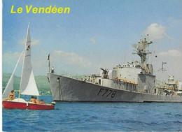 Le Vendéen-Escorteur Rapide - Warships