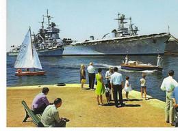 """Le Port Et Le Cuirassé """"Jean-Bart"""" - Warships"""