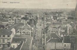Krefeld, Gesamtansicht, Postkarte 1907, Deutschland, Nordrhein-Westfalen - Krefeld
