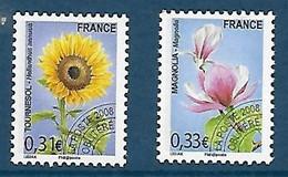 FRANCE - Préo De 2008 N° 257 - 258 - 1989-....