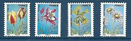 FRANCE - Préo De 2011 N° 259 à 262 - 1989-....