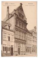 Malines - Quai Au Sel - Maison Du Saumon - Mechelen