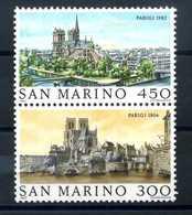 1982 SAN MARINO SET MNH ** - Nuovi