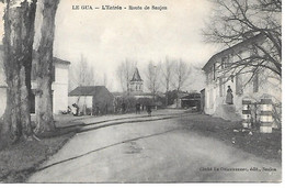 A/198             17       Le Gua           Entrée - Route De Saujon - Altri Comuni