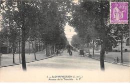 SAINT SYMPHORIEN - Avenue De La Tranchée - Très Bon état - Sonstige Gemeinden