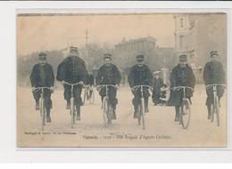 MARSEILLE - Une Brigade D'agents Cyclistes - Très Bon état - Unclassified