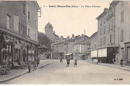 SAINT MARCELLIN - La Place D'Armes - Très Bon état - Saint-Marcellin