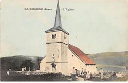 LA RIXOUSE - L'Eglise - Très Bon état - Sonstige Gemeinden