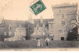 RANS - Le Château - Très Bon état - Otros Municipios